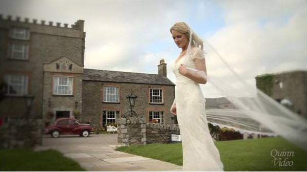 wedding video louth
