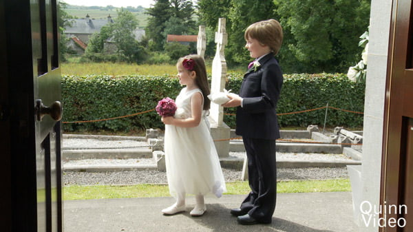 wedding video leitrim