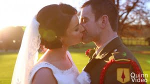 Video thumbnail for vimeo video Wedding Video - Wedding Videographer - Dublin - Ireland