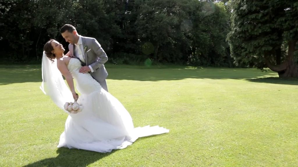 wedding video cabra castle