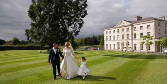 wedding video cavan