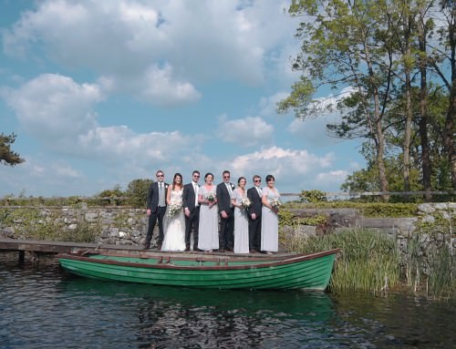 Coolbawn Quay Wedding Video – Gillian and Patrick